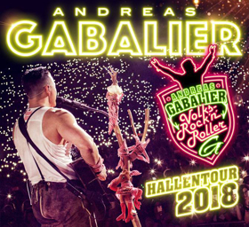 Andreas Gabalier am 05.10.2018 in Frankfurt