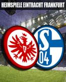 Eintracht Frankfurt vs. FC Schalke 04 am 16.12.2017 in Frankfurt