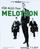 MELOTRON am 07.01.2017 in Frankfurt am Main