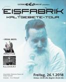 Eisfabrik am 26.01.2018 in Frankfurt