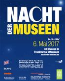 Nacht der Museen - Frankfurt & Offenbach am 06.05.2017 in Frankfurt